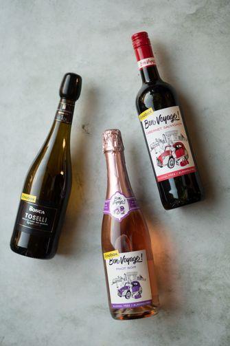 Alcoholvrije wijnen van Vinobox