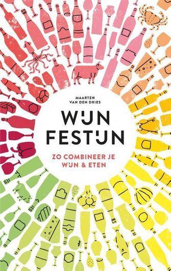 Wijnfestijn Maarten van den Dries cover