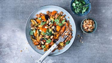 Marokkaanse tajine met quinoa