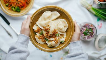 voorbeeld van eten uit de Russische keuken