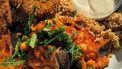 aubergine schotel