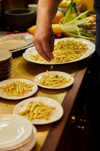 Pasta van Jamie Oliver uit VEG