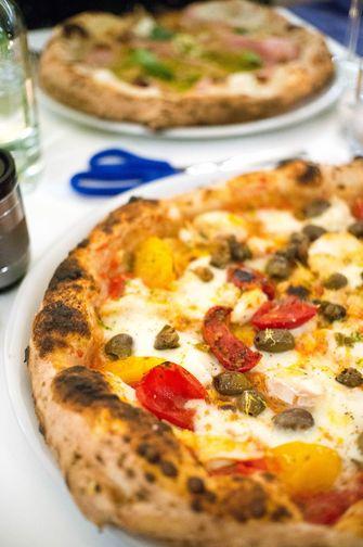 Napolitaanse pizza 3.0 bij nNea