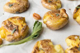 Culy homemade perfecte gebakken aardappelen