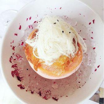 grapefruit dessert boulud
