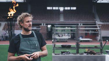 Joris Bijdendijk opent restaurant Wils in Amsterdam