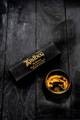 Ardbeg Schotse whisky