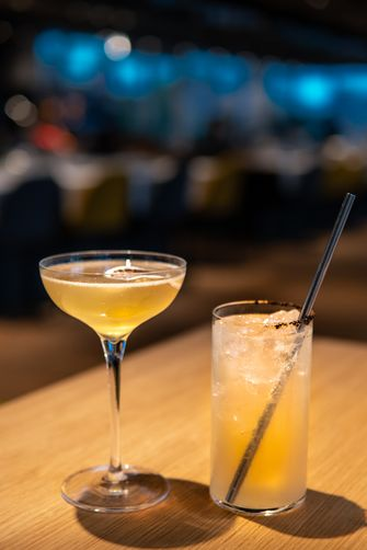 Anniversary cocktails bij Wils