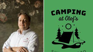 Camping at Olof's Chris Naylor