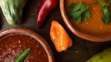 Soorten Mexicaanse chilipepers