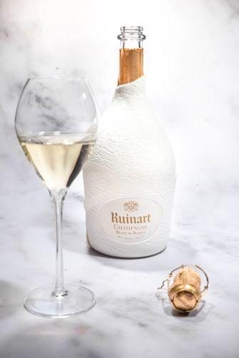 Ruinart second skin champagne