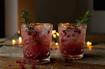 kerstcocktail met gin