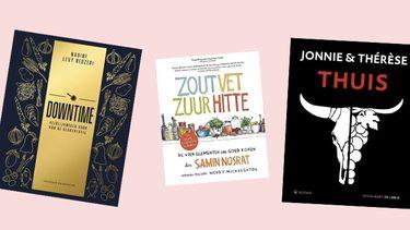 selectie van enkele top kookboeken