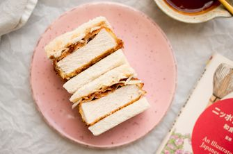 Katsu sando: Japanse schnitzel op brood