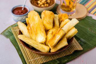 cassave friet telo