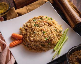 gebakken rijst maken