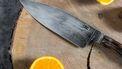 koksmes ter illustratie van messen slijpen