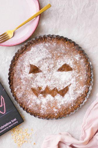 Crack pie van Milkbar voor Halloween