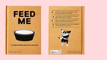 Kookboek met recepten voor je hond