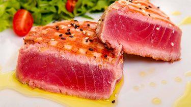 de perfecte tonijn steak