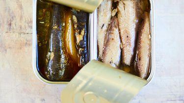 Koken met vis uit blik
