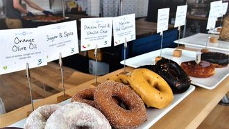 Bluestar Donuts hotspots Portland