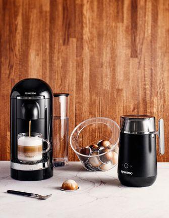 Nieuwe Nespresso apparaat Vertuo