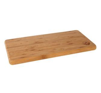Point-Virgule, snijplank van bamboe 34x15,8x1,8 cm, € 7,95