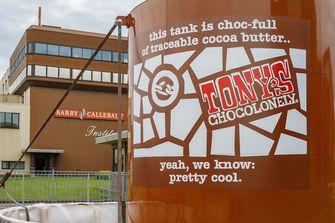 Tony's Chocolonely fabriek