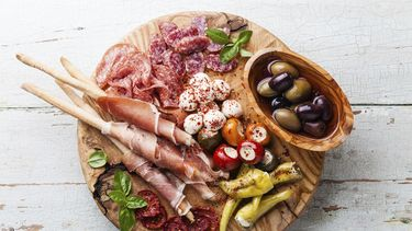 Italiaanse restaurants / antipasti