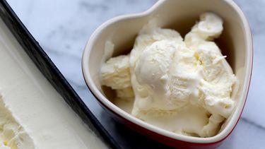 zelfgemaakt ijs zonder ijsmachine
