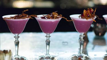 Bluespoon cocktails van food waste
