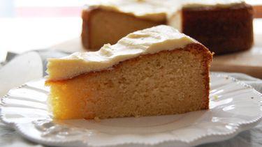 Beurre noisette cake