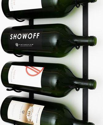 BIG BOTTLE wijnrek 4 magnum flessen Bol.com