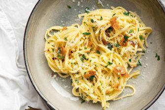 Spaghetti aglio e olio recept