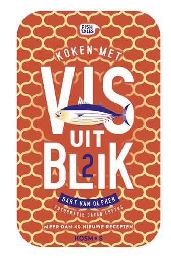 Vis uit Blik 2 van Bart van Olphen