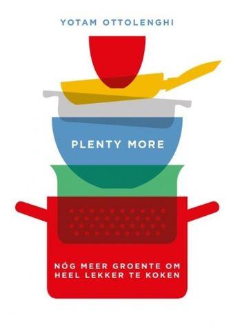 Plenty More als voorbeeld van alle kookboeken van Ottolenghi