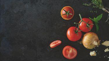 Hartige taartjes tomaat