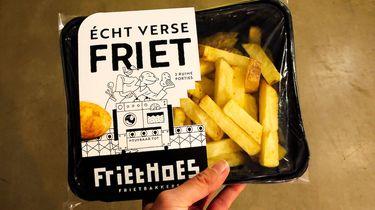 Afbeelding van verse friet van FrietHoes voor thuis