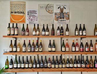 Natuurwijn kopen bij Levain et le vin