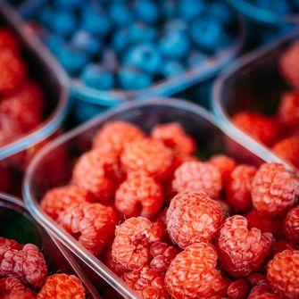 Vers fruit bewaren