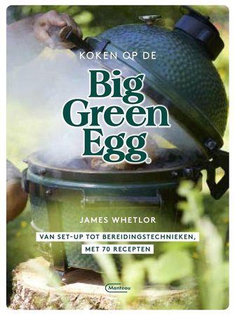 Recept uit koken op de Big Green Egg