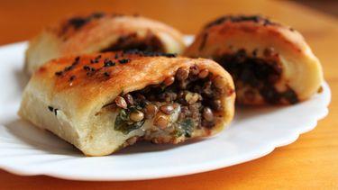 turkse broodjes met gehakt
