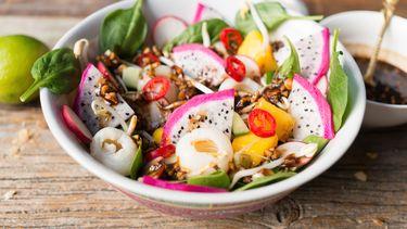 Roedjak Indonesische salade