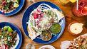 Afbeelding van het eten van Flora in Amsterdam 1