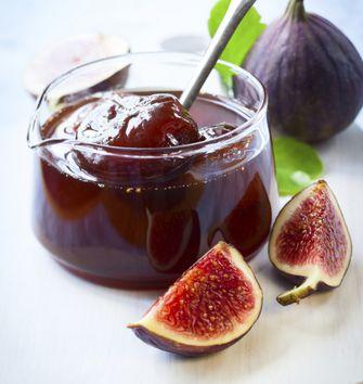 vijgenchutney of jam