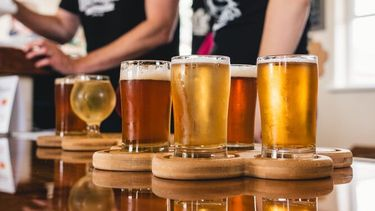 biertjes voor een online bierproeverij