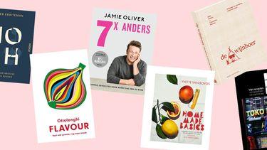 Nieuwste kookboeken zomer 2020