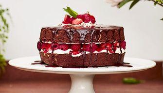 Chocoladetaart van Jamie Oliver