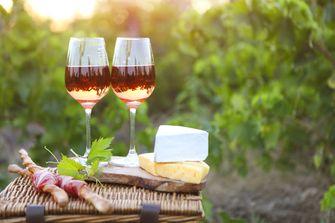 kaas & wijn-feestje